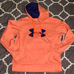 Under Armour Cold Gear Semi-Fitted Hoodie